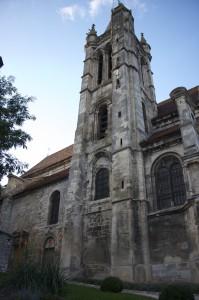 La chiesa di Goussainville2