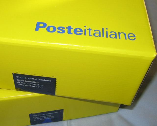 Risultati immagini per poste italiane pacco ordinario