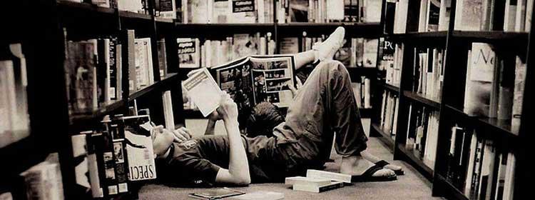Le migliori librerie di parigi for 6000 piedi quadrati a casa