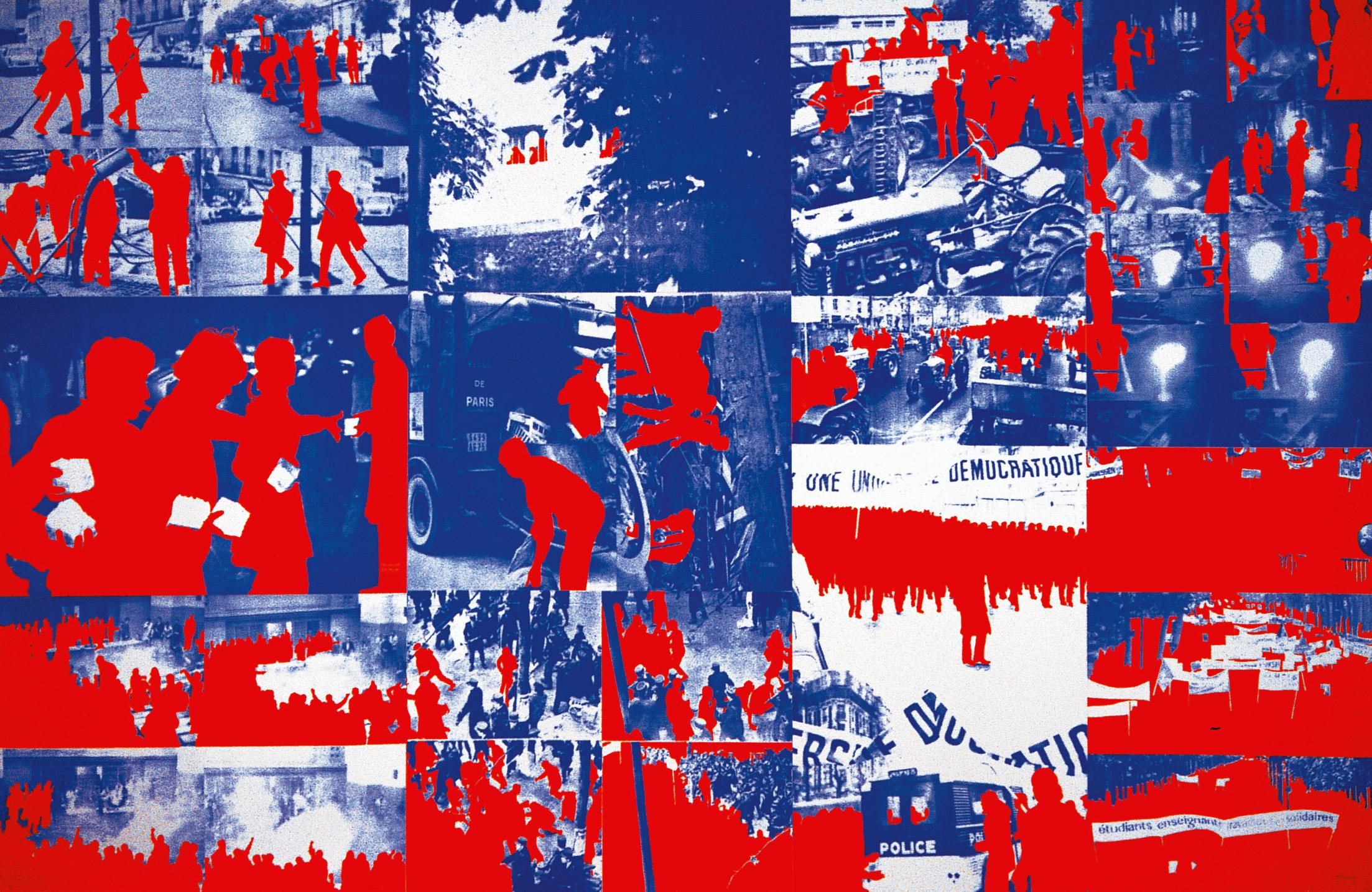 Album Le Rouge, 1968