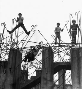 Riccardo Dalisi: Animazione al rione Traiano (1971/1975)  Credits: Centre Pompidou