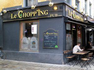 Chopoing