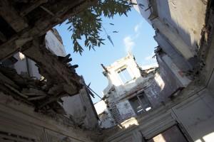 Il castello abbandonato di Goussainville - interno2