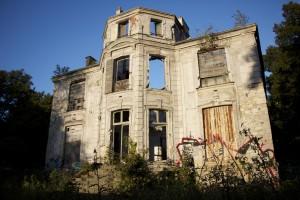 Il castello di Goussainville - facciata2