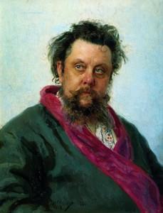 Modeste Mussorgsky