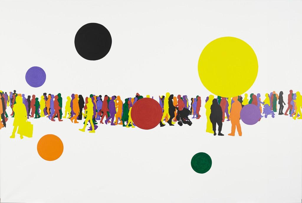 Gérard Fromanger-Galerie Caroline Smulders