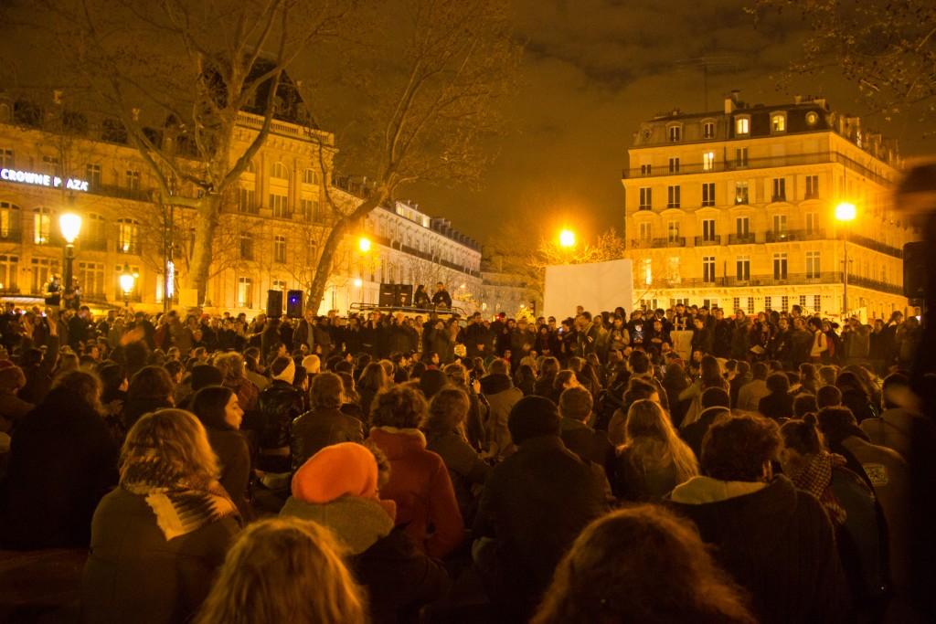Nuit Debout 36 mars