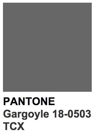 grigio gargoyle