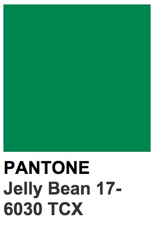 verde jelly bean